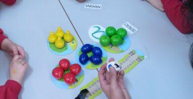 juegos de mesa para niños 3 años