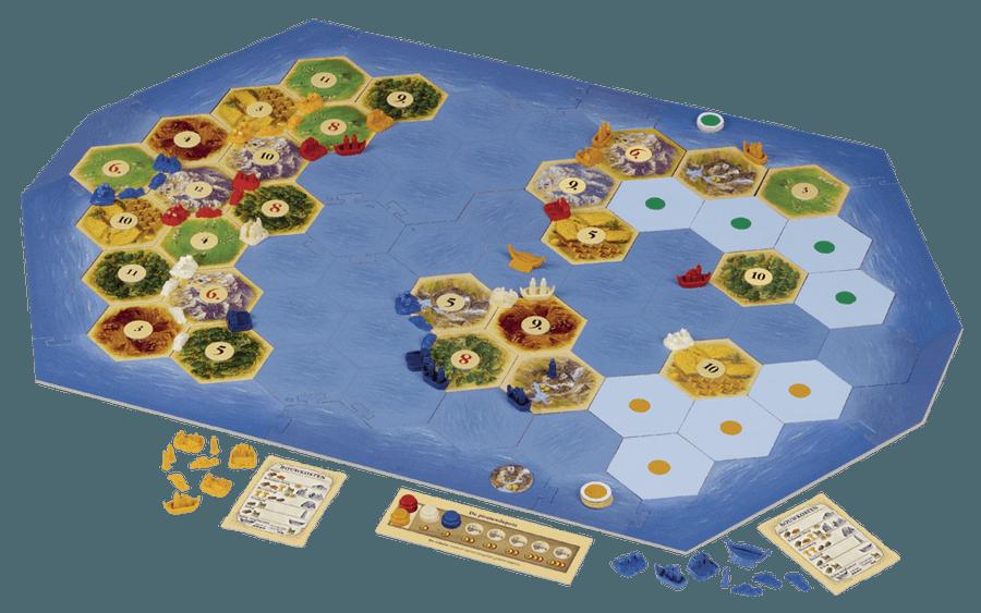 catan expansion piratas y exploradores