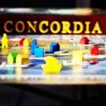 juego de mesa concordia