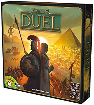 7 wonders duel juegos para dos